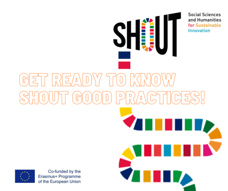 GET READY FOR SHOUT GOOD PRACTICES!