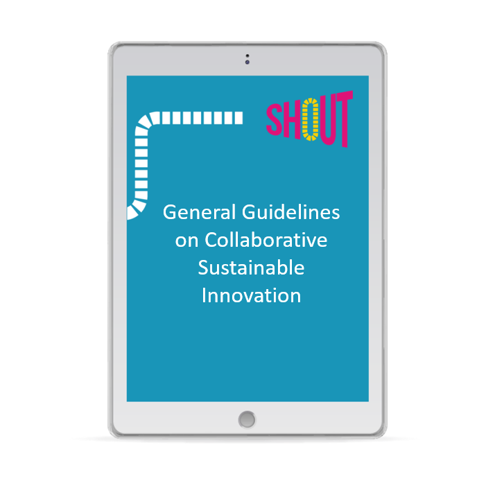 SHOUT General Guidelines on Collaborative Sustainable Innovation!