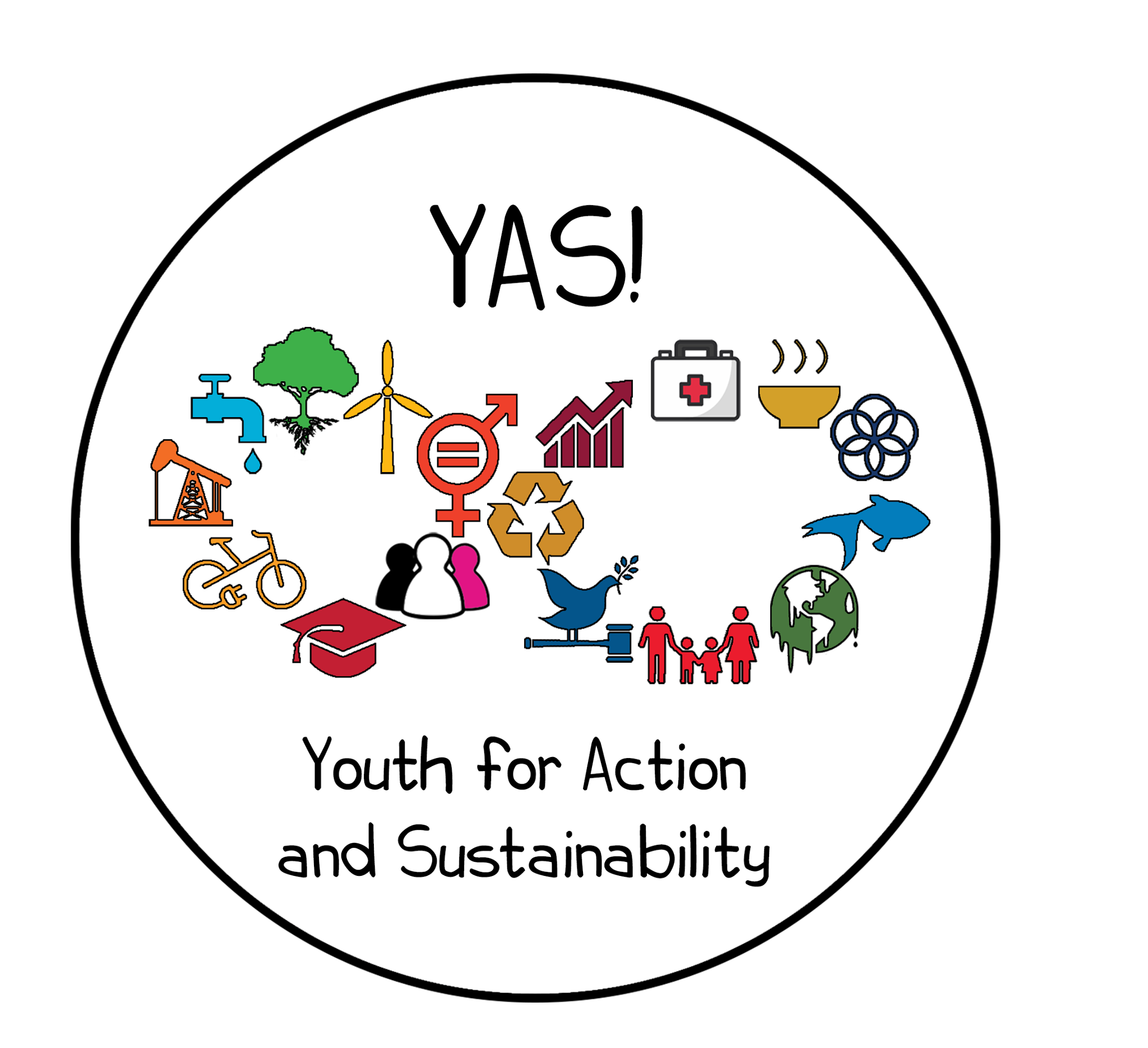 Get to know YAS – Youth for Action & Sustainability, an ESC volunteering project implemented by YEU Cyprus ♲🍃